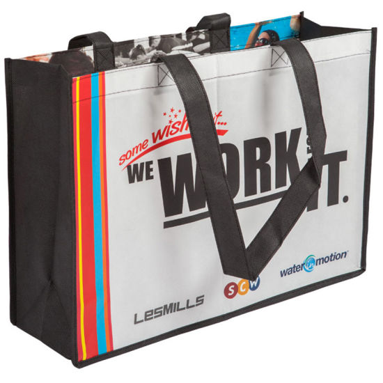 Recycle-OPP-Film-Lamination-PP-Non-Woven-Bag
